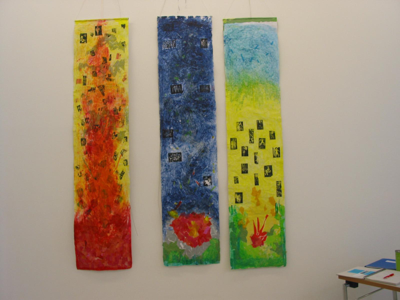 Ausstellung »Frauen in Veränderung - Wege aus der Gewalt« 2