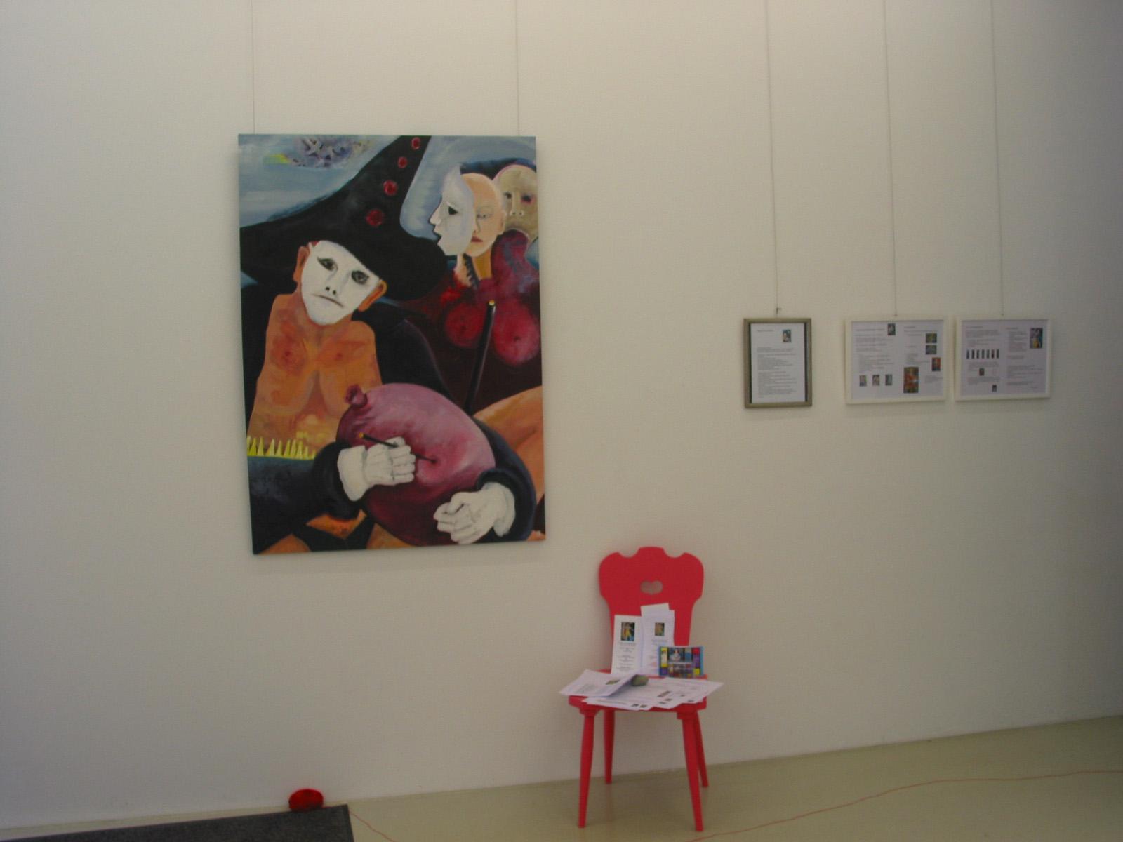 Ausstellung »Frauen in Veränderung - Wege aus der Gewalt« 3