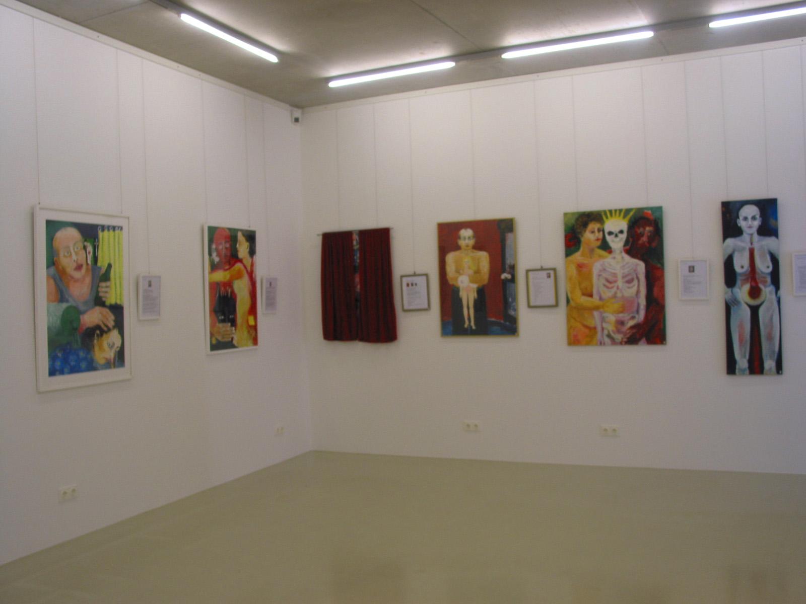 Ausstellung »Frauen in Veränderung - Wege aus der Gewalt« 4