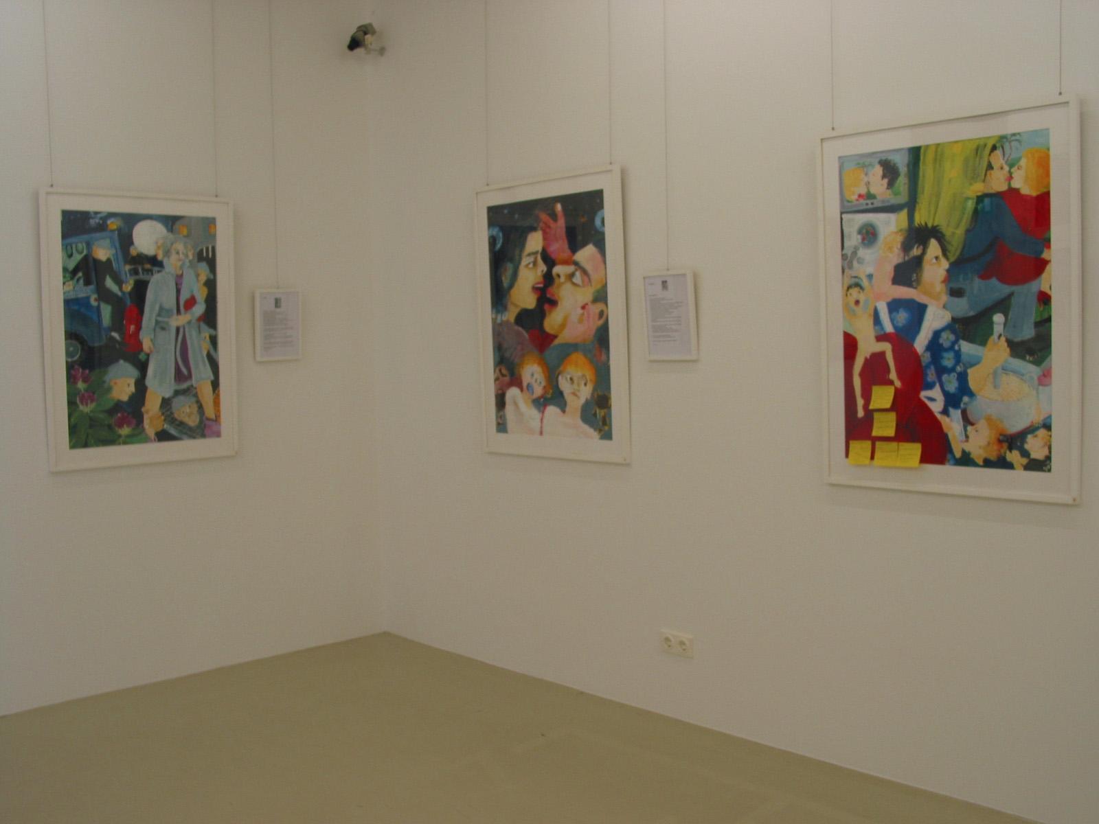 Ausstellung »Frauen in Veränderung - Wege aus der Gewalt« 5