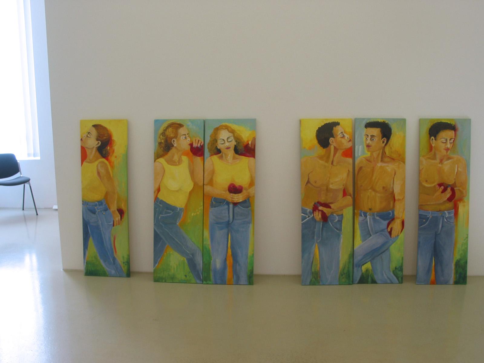 Ausstellung »Frauen in Veränderung - Wege aus der Gewalt« 6