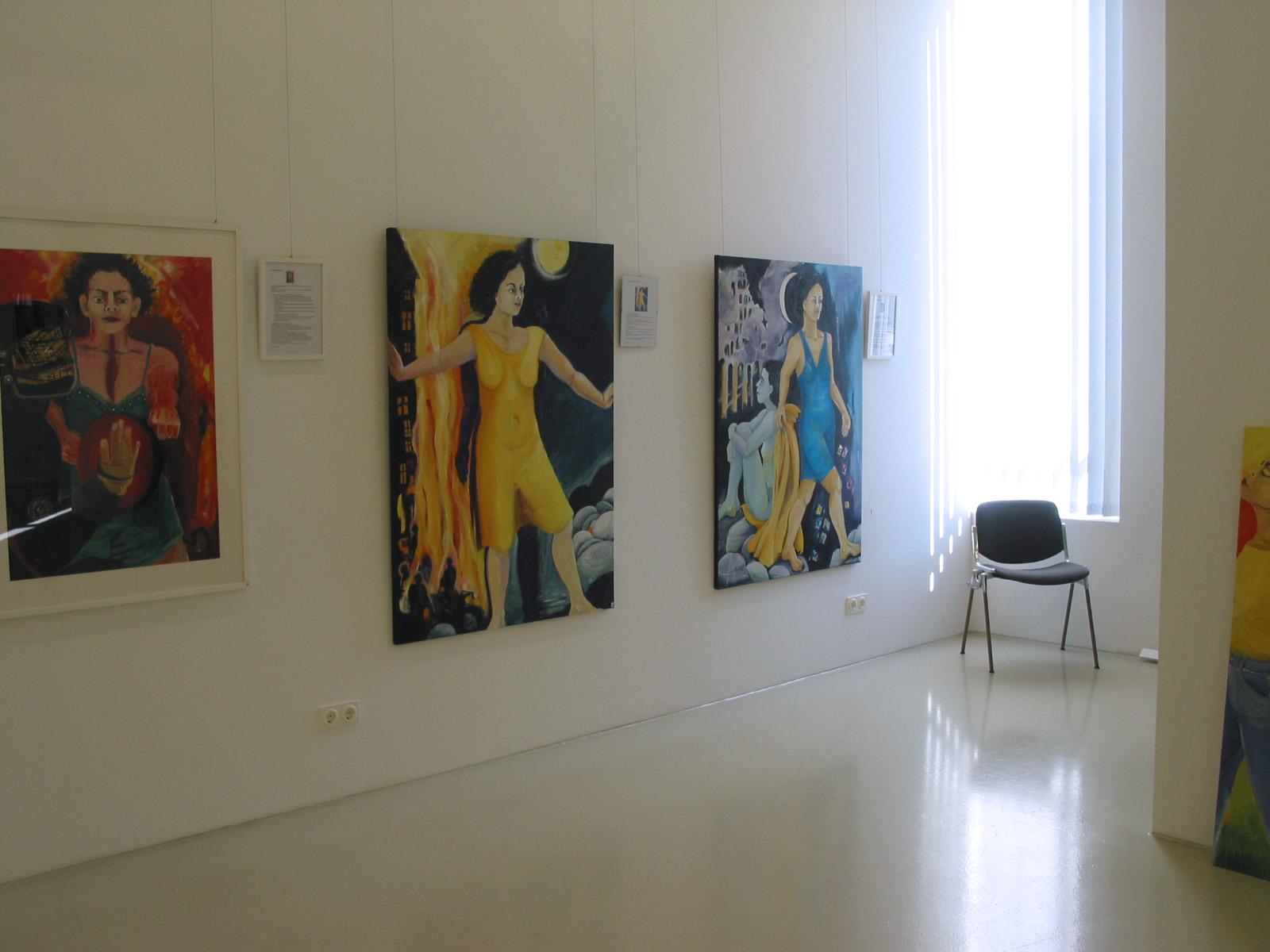 Ausstellung »Frauen in Veränderung - Wege aus der Gewalt« 7