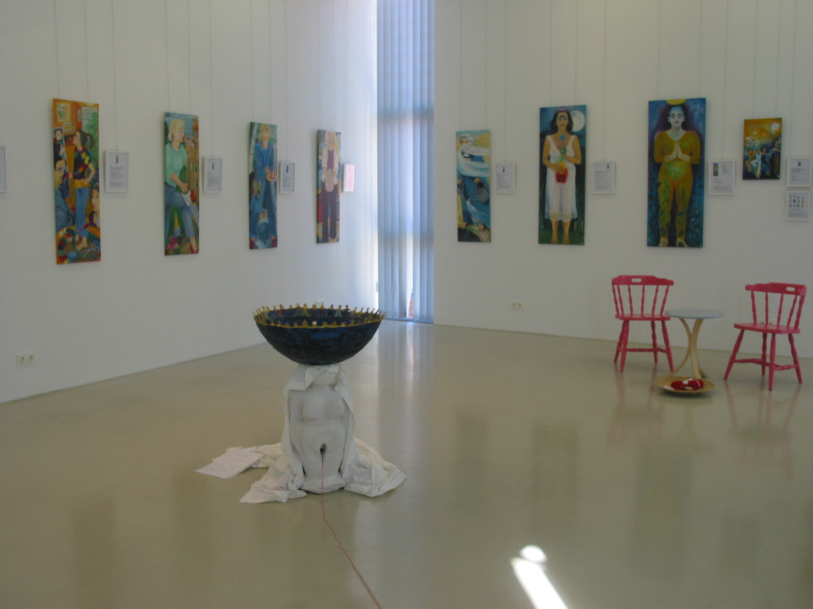 Ausstellung »Frauen in Veränderung - Wege aus der Gewalt« 8