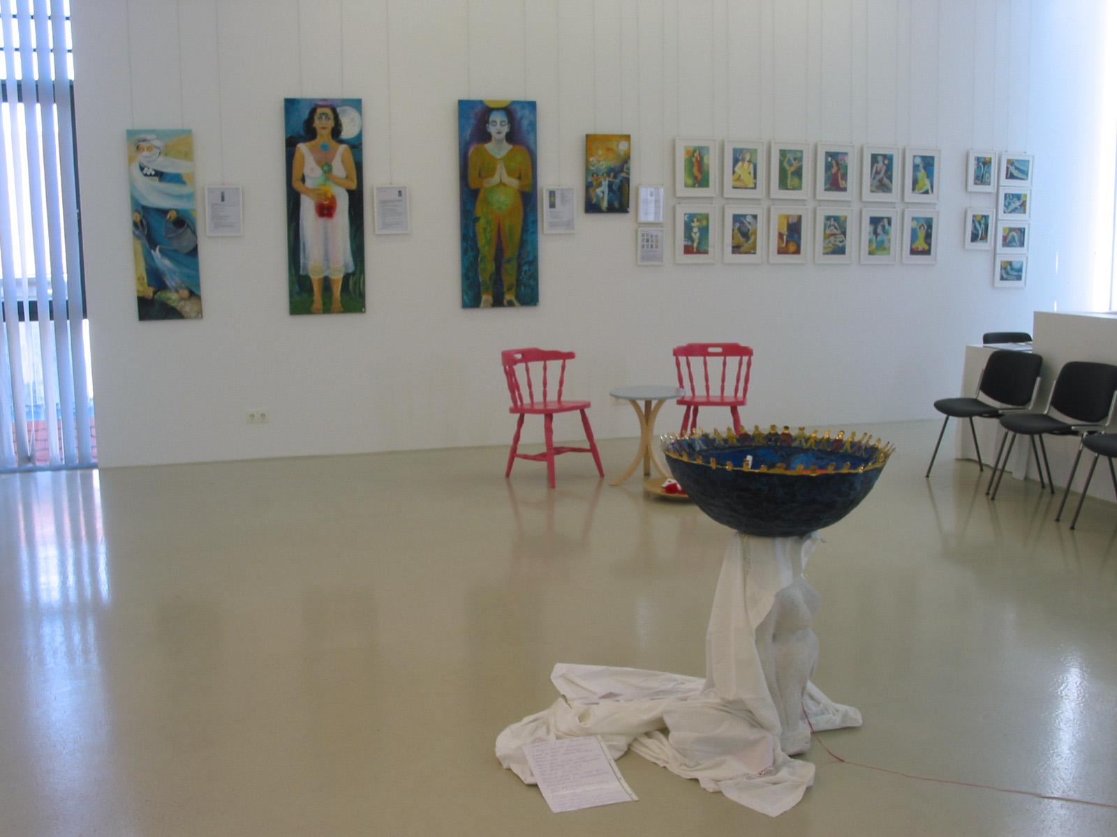 Ausstellung »Frauen in Veränderung - Wege aus der Gewalt« 9