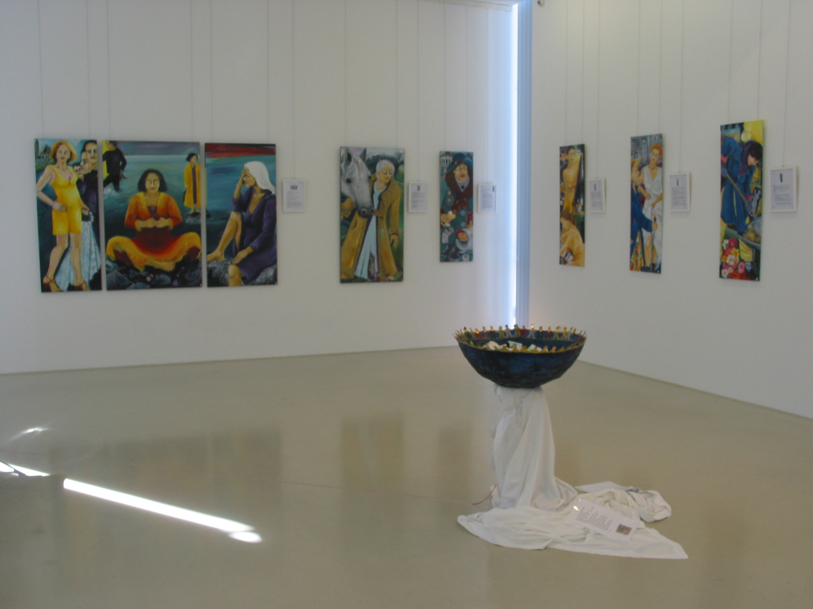 Ausstellung »Frauen in Veränderung - Wege aus der Gewalt« 10