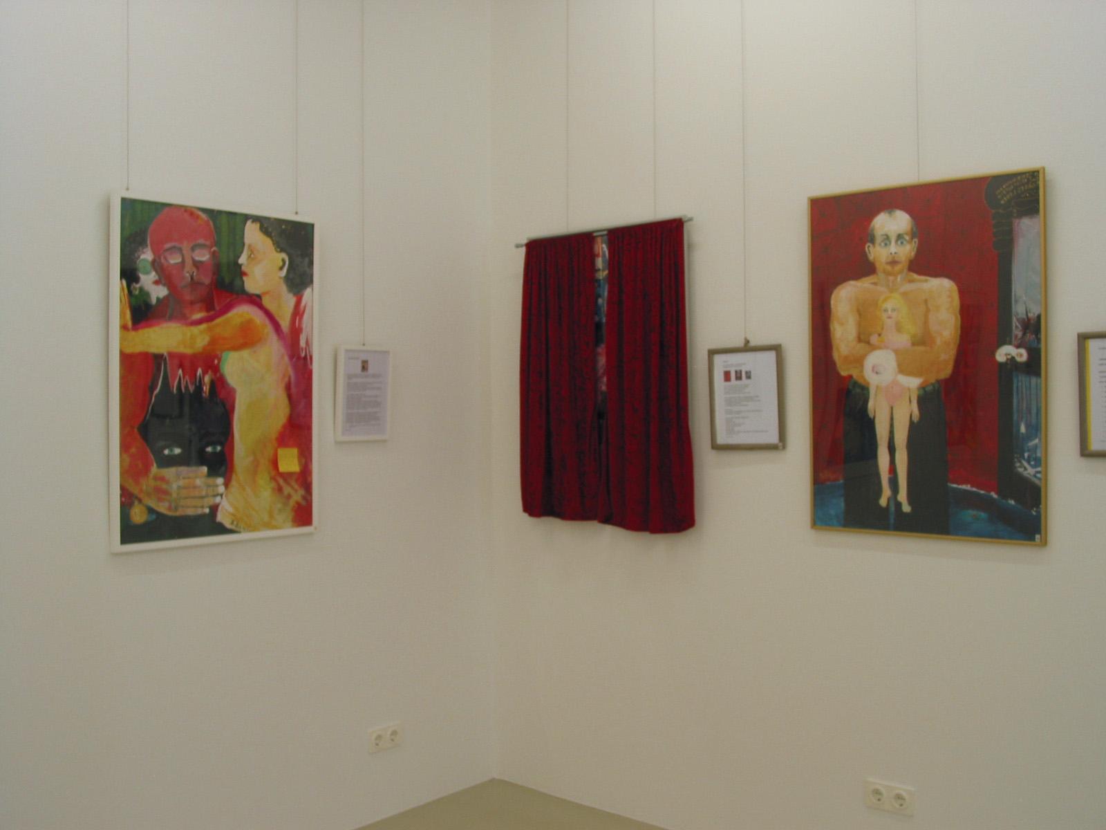 Ausstellung »Frauen in Veränderung - Wege aus der Gewalt« 12