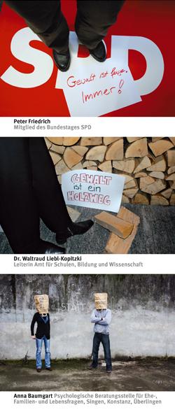Standpunkte »Standpunkte gegen Gewalt an Frauen« 19