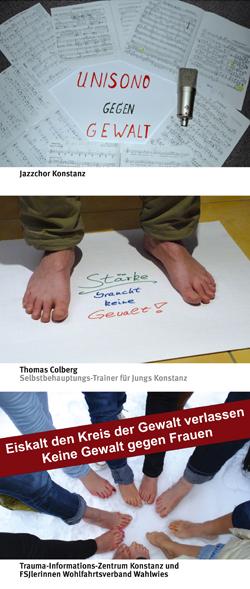 Standpunkte »Standpunkte gegen Gewalt an Frauen« 22